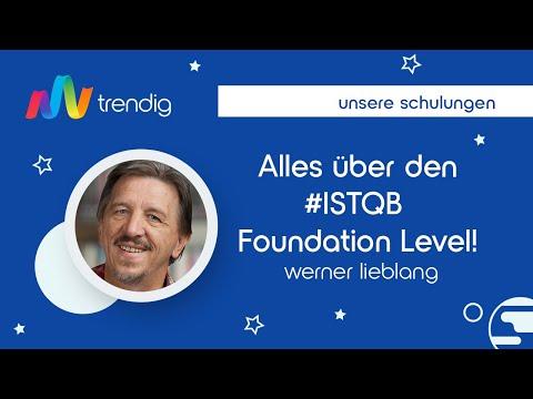 Alles über den #ISTQB Foundation Level!
