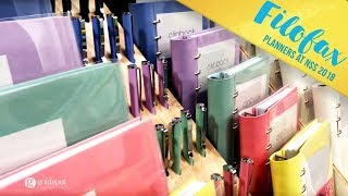 New Filofax Planners, Notebooks, And Clipbooks - NSS 2018 Episode 6