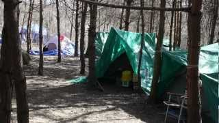 TAKE NOTICE: A Camp for the Homeless
