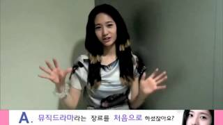 Krystal _ Interview _ Melody Project