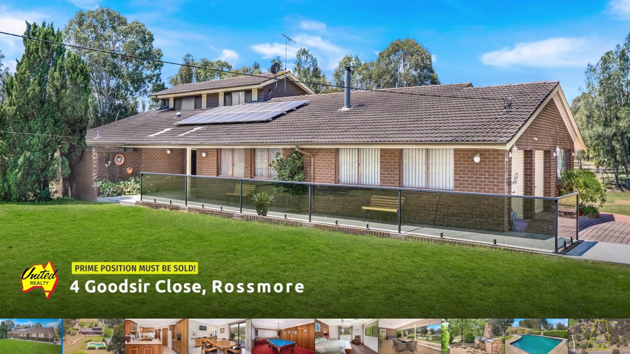 4 Goodsir Close Rossmore 2557