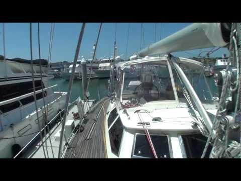 Tayana 58 Deck Saloon video