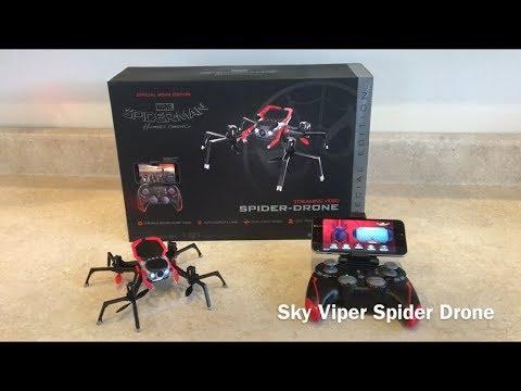 Sky Viper Spider Drone