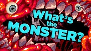 The Secret Horror Behind Carrion's Monster | The SCIENCE of... Carrion