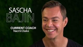 Coaching In The Bigs Paul Annacone: Sascha Bajin