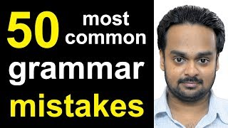 Most Common MISTAKES in English & How to Avoid Them