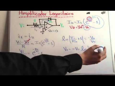 Amplificador Logaritmico y Exponencial   YouTube