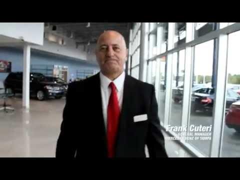 Mercedes-Benz Of Tampa & Artistas Cafe