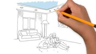 Doodle-видео: D`Efre Design - Натяжные потолки