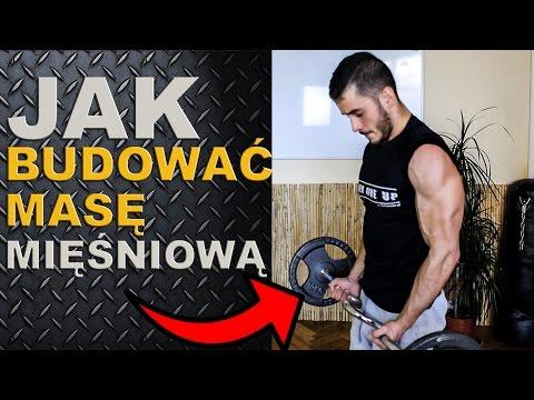 Podstawowe ćwiczenia na masę wszystkich grup mięśniowych