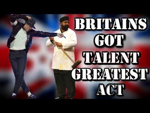 Nhảy michael Jackson hay - độc - hài (Britains Got talent)