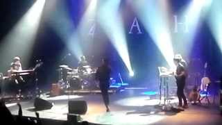 ZAHO - Entrée sur scène - MEA CULPA