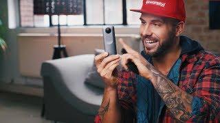 360° Kamera für die Hosentasche - RICOH THETA V Review