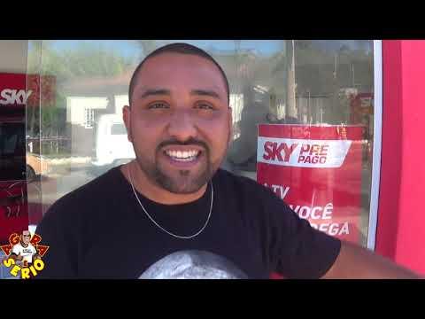 Bruno da Sky Juquitiba fala sobre a Promoção da Sky HD foi um sucesso e o Lar do Caminho agradece