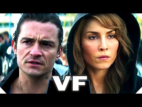 CONSPIRACY Bande Annonce VF (Orlando Bloom, Thriller - 2017)