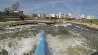 preview picture of video 'N1 Descente Tours GOPRO'