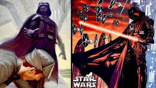 Why Palpatine Hid Darth Vader's Full Powers and Abilities from the Galaxy! (Canon vs. Legends)