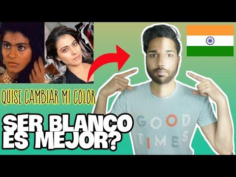 La Belleza En La India y Su Relación Con La Piel Blanca