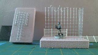 Quick Tip (Chicken Wire And Plastic Mesh)