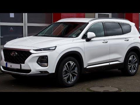 Hyundai Santa Fe 2019 Тест-Драйв
