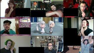 Скачать RWBY Chibi: Season 2, Episode 9 Reaction Mashup - смотреть