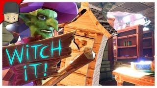 Witch It - aMAZEing! (Witch It Gameplay BETA)