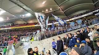 VfB Stuttgart Vs.  FC Schalke 04 (1:3)