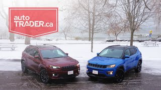 2020 Jeep Cherokee Vs Jeep Compass:  Which One Should You Buy?