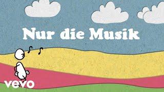 Musik-Video-Miniaturansicht zu Nur die Musik Songtext von JORIS