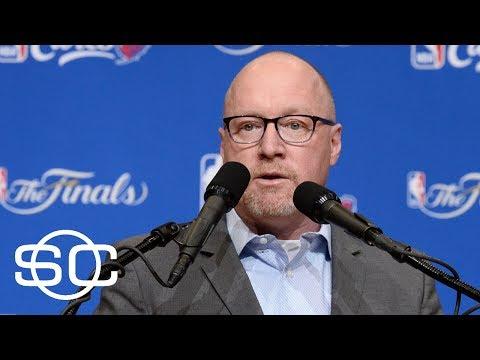 Cavaliers Part Ways With GM David Griffin | SportsCenter | ESPN