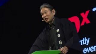 Kami Kiri (Paper Cutting) Performance – Imamaru Hayashiya