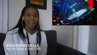 REACTION: Slovenia, Eurovision 2019 [Alesia Michelle]