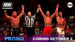 Picture of a TV show: Aew Dynamite