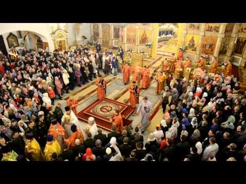 Богослужения в церкви иоанна предтечи
