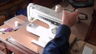 How To Wind A Bobbin On A Kenmore Sewing Machine The CORRECT WAY