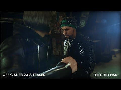 THE QUIET MAN - OFFICIAL E3 TEASER thumbnail