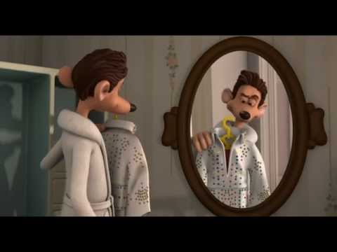 Dreamworks: Flushed Away - Dancing with myself (up to 720p)