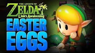 Zelda: Link's Awakening - 5 Secret Easter Eggs/References