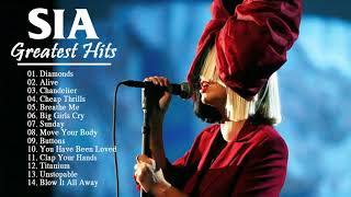 SIA Best Songs New Playlist 2018   Greatest HIts Full Album Of SIA