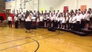 Dogwood 5th Grade Concert