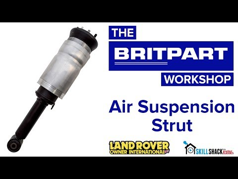 Air Suspension Strut