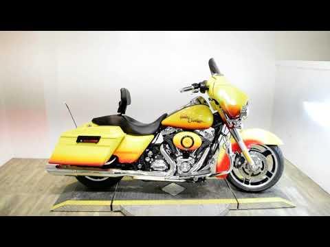 2010 Harley-Davidson FLHX Streetglide in Wauconda, Illinois - Video 1