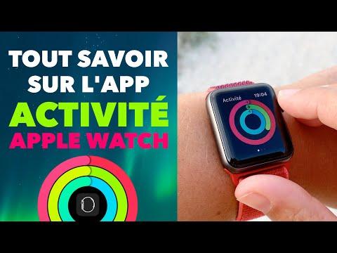 Apple Watch : Tout savoir sur les anneaux Bouger, M'entraîner et Me lever (Activité / Forme)