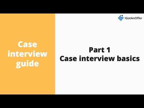 Case interview: the ultimate guide (2019) – IGotAnOffer