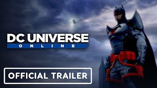 DC Universe Online: World of Flashpoint - Official Launch Trailer