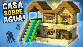 Download video minecraft crea una pica casa para for Casa moderna omarzcraft