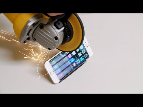 How To Properly Grind an iPhone 6