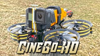 Cruising in the Park with DJI FPV and GoPro
