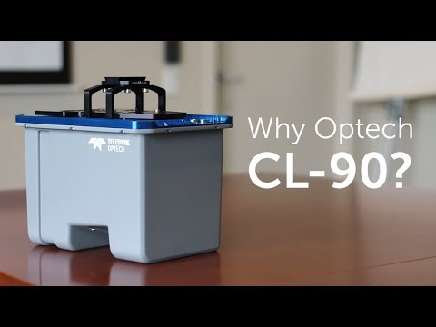 Teledyne Optech CL-90: See Your World Differently