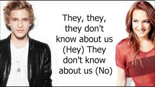 They Don't Know About Us - Victoria Duffield ft. Cody Simpson (Lyrics)